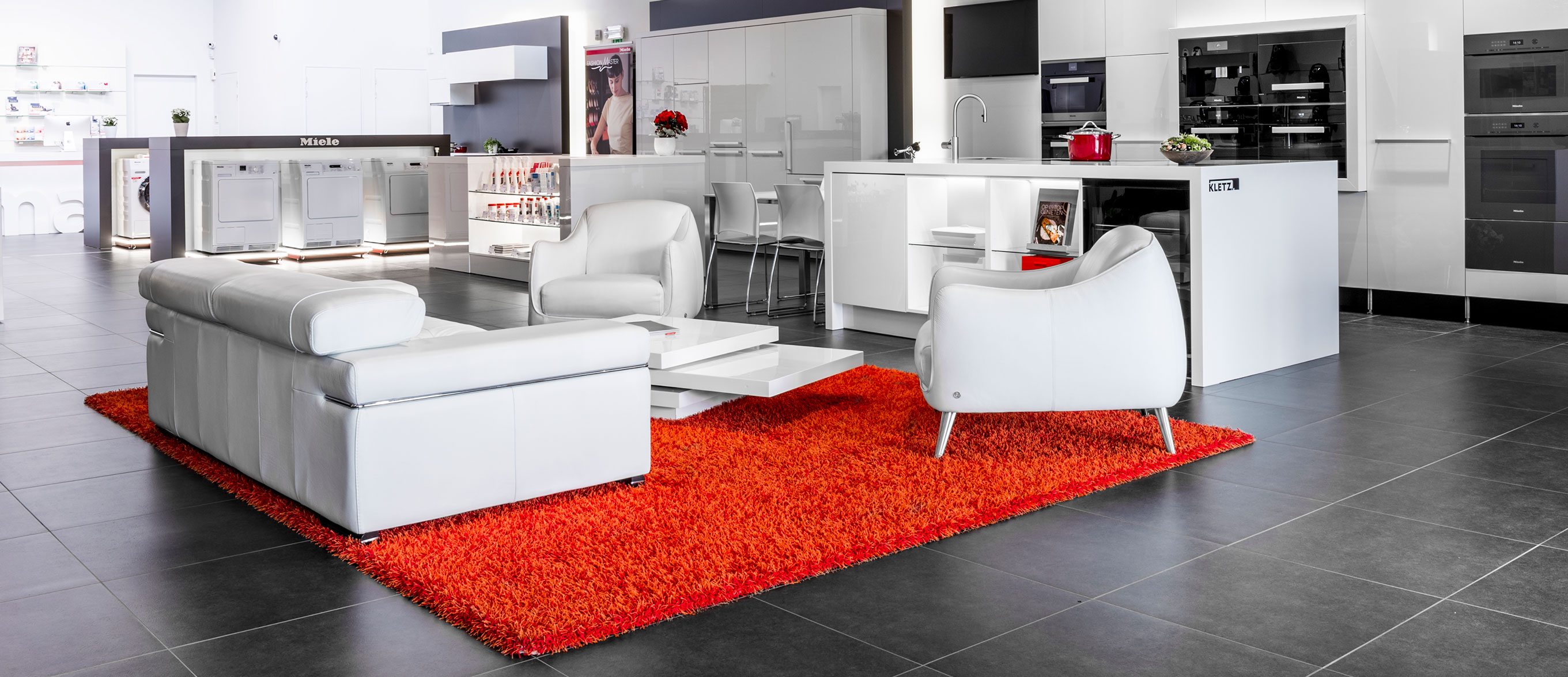 miele center mariman. Black Bedroom Furniture Sets. Home Design Ideas